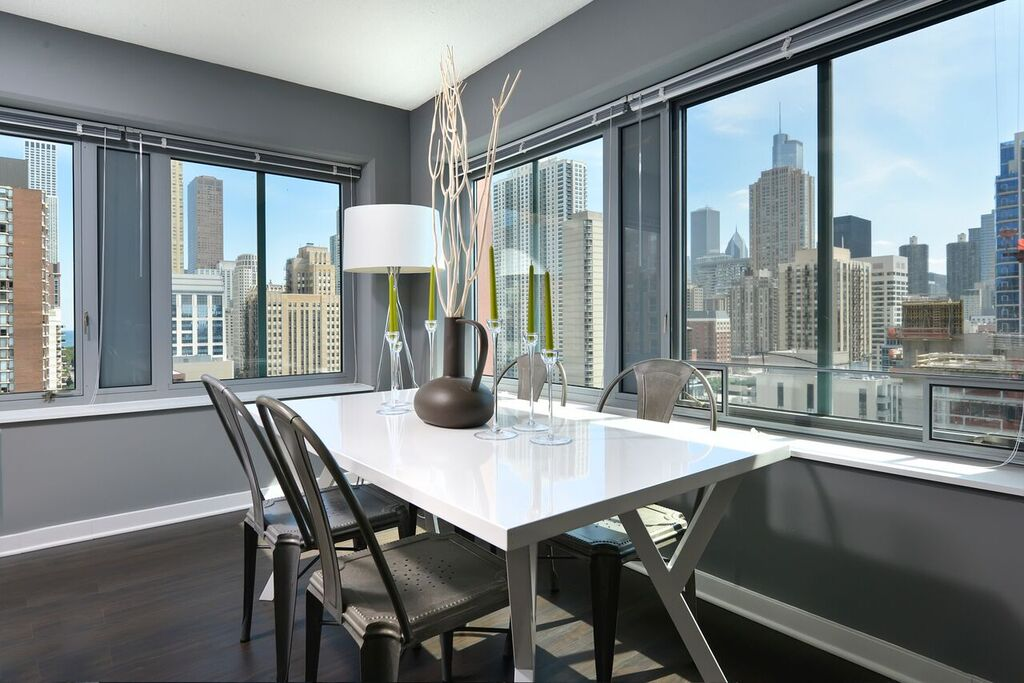 Chicago gold coast 2 bedroom 2 bath luxury apartments for - 2 bedroom apartments in gold coast ...
