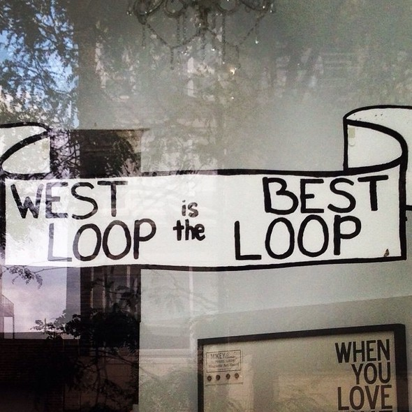The Loop Apartments: Downtown Chicago Then And Now: West Loop Edition