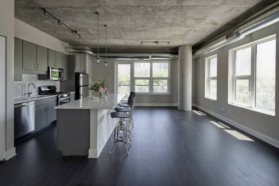 Now Renting AMLI Lofts Chicago Rent A South Loop Loft