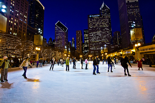 Top Four Holiday Activities In The Chicago Loop