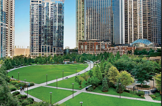 Downtown Apartment Company Chicago Il