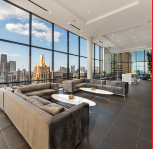 Looking for luxury apartments for rent near the Loop?