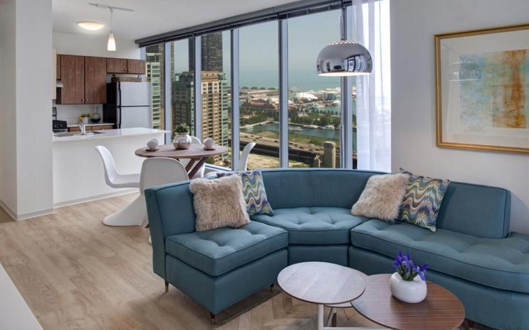 Lakeshore East Apartments
