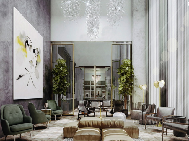 Chicago's Gold Coast Luxury Apartments: Aurelien