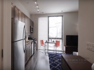 River West Linkt luxury apartments downtown chicago