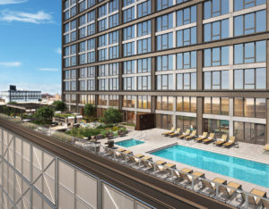 Landmark West Loop Luxury Apartments for Rent near Downtown Chicago