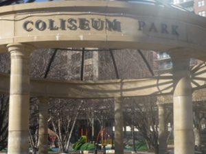 Coliseum Park South Loop Dogs