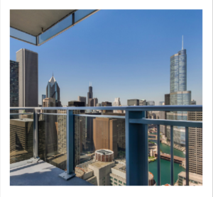 Luxury apartments for rent near downtown Chicago