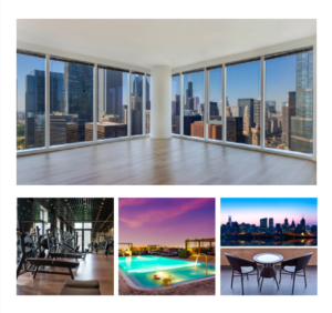 Now renting luxury downtown Chicago apartments