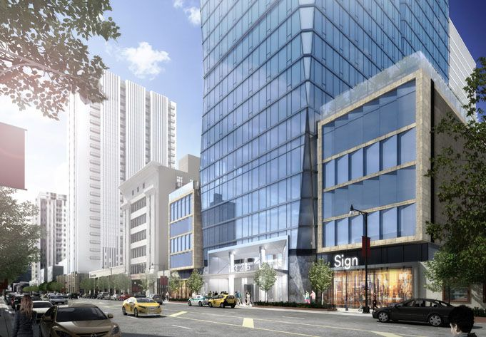 Somi Near South Loop Luxury Apartment Rentals