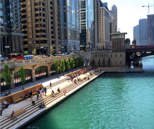 Looking for luxury apartments for rent near Chicago River Walk?