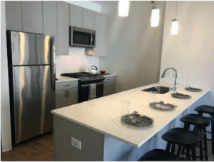 Looking for luxury west loop apartments near the van burn?