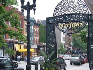 Looking for things to do near Old Town Chicago?