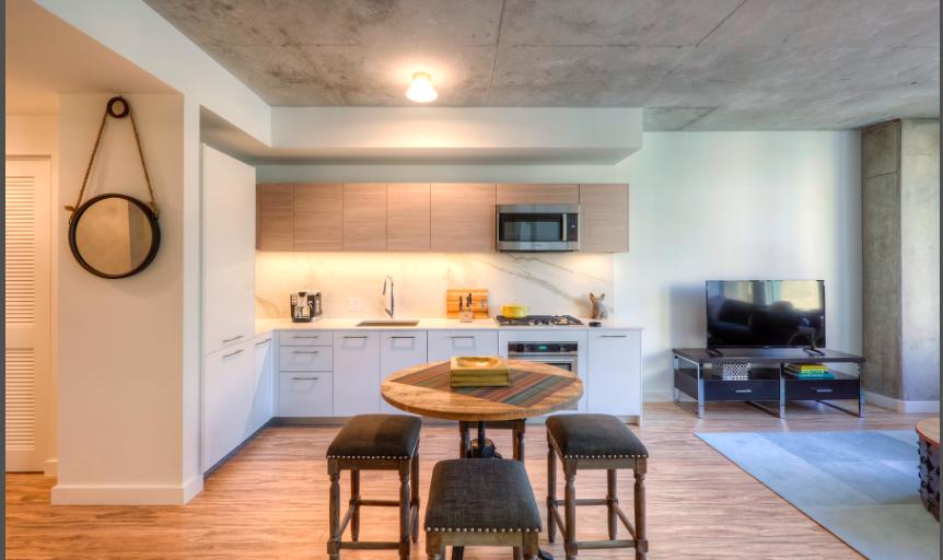Luxury Apartments For Rent Near McDonalds West Loop Headquarters