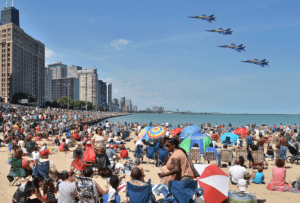 Looking for things to do this summer near downtown Chicago?