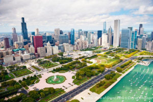 Looking for things to do near downtown chicago this summer? Grant Park