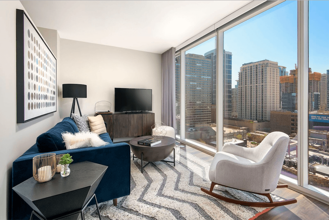 South Loop Luxury Apartments For Rent In Downtown Chicago