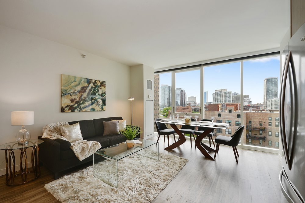 Now Leasing At 1407 On Michigan New South Loop Luxury