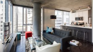 Luxury apartments for rent near the Loop now leasing!