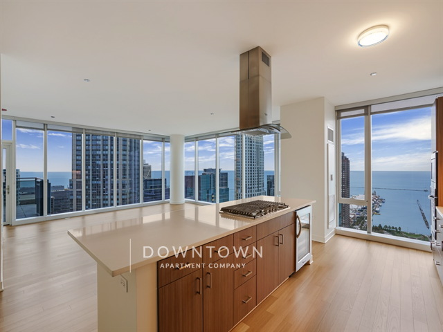 Now Renting, Luxury 3 bedroom penthouse in Streeterville