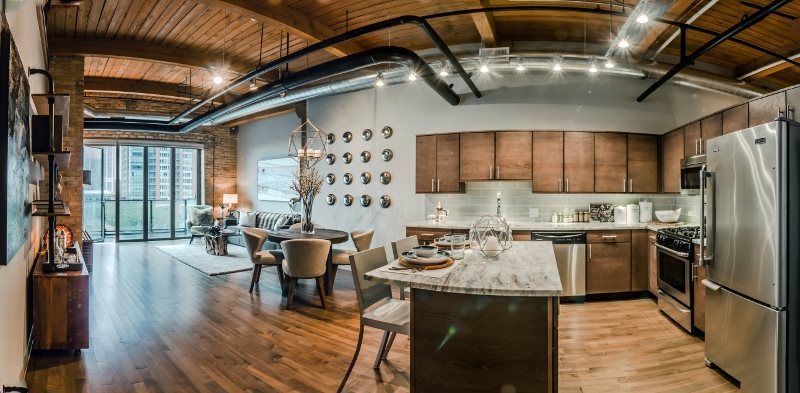 Looking For Luxury Loft Apartments Rent Near Downtown Chicago
