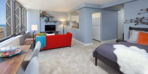 Studio apartment specials
