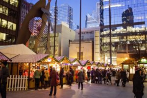 Looking for holiday things to do near downtown?