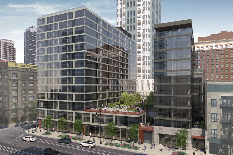 looking for new construction rental apartments near south loop