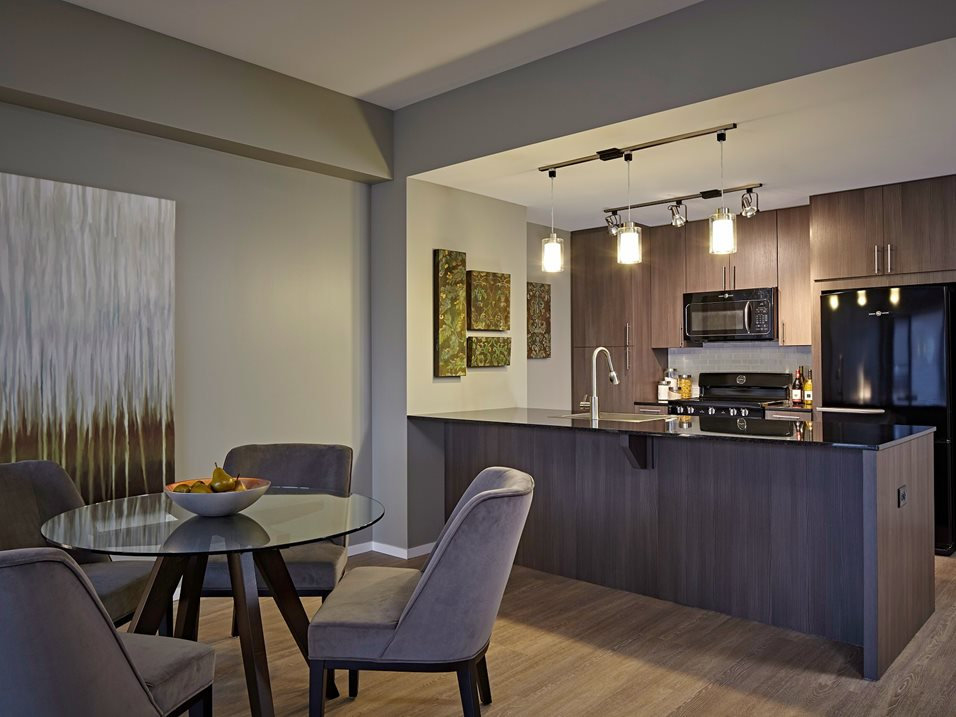 Pet and dog friendly Old Town Apartments near Wells Street