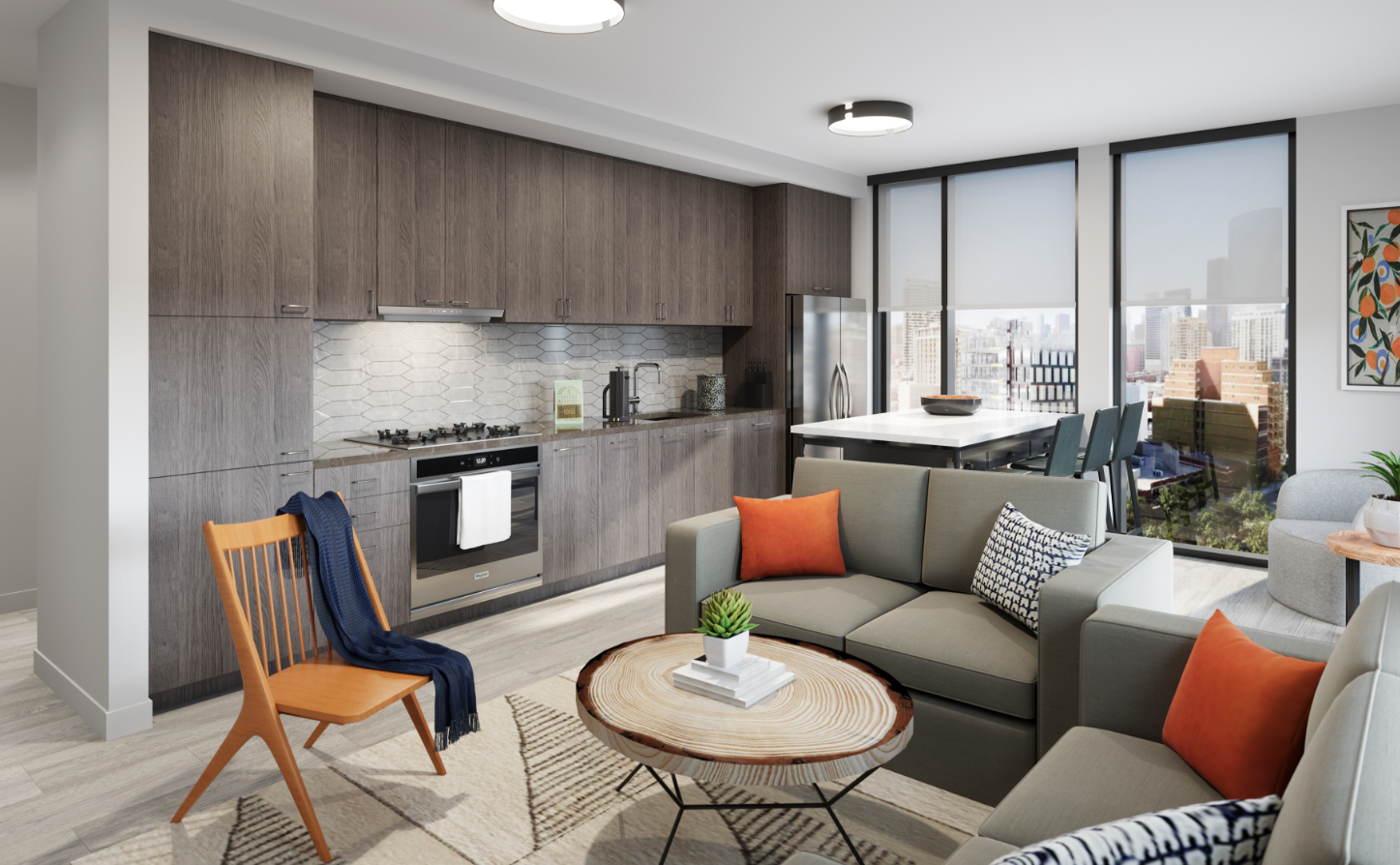 Now leasing! Looking for west loop luxury apartments for rent?