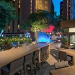 Columbus Plaza Apartments for rent near Lakeshore East New East Side