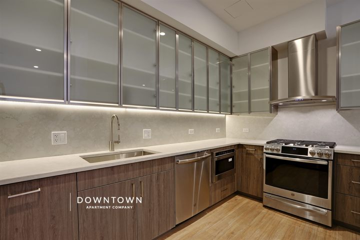 Now leasing! Town homes near downtown Chicago
