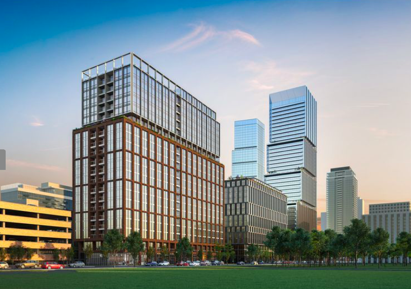 Union North Megadevelopment at Moody Bible Institute on Wells Street