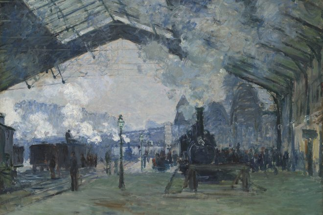 Monet and Chicago downtown Museum exhibits 2020 2021