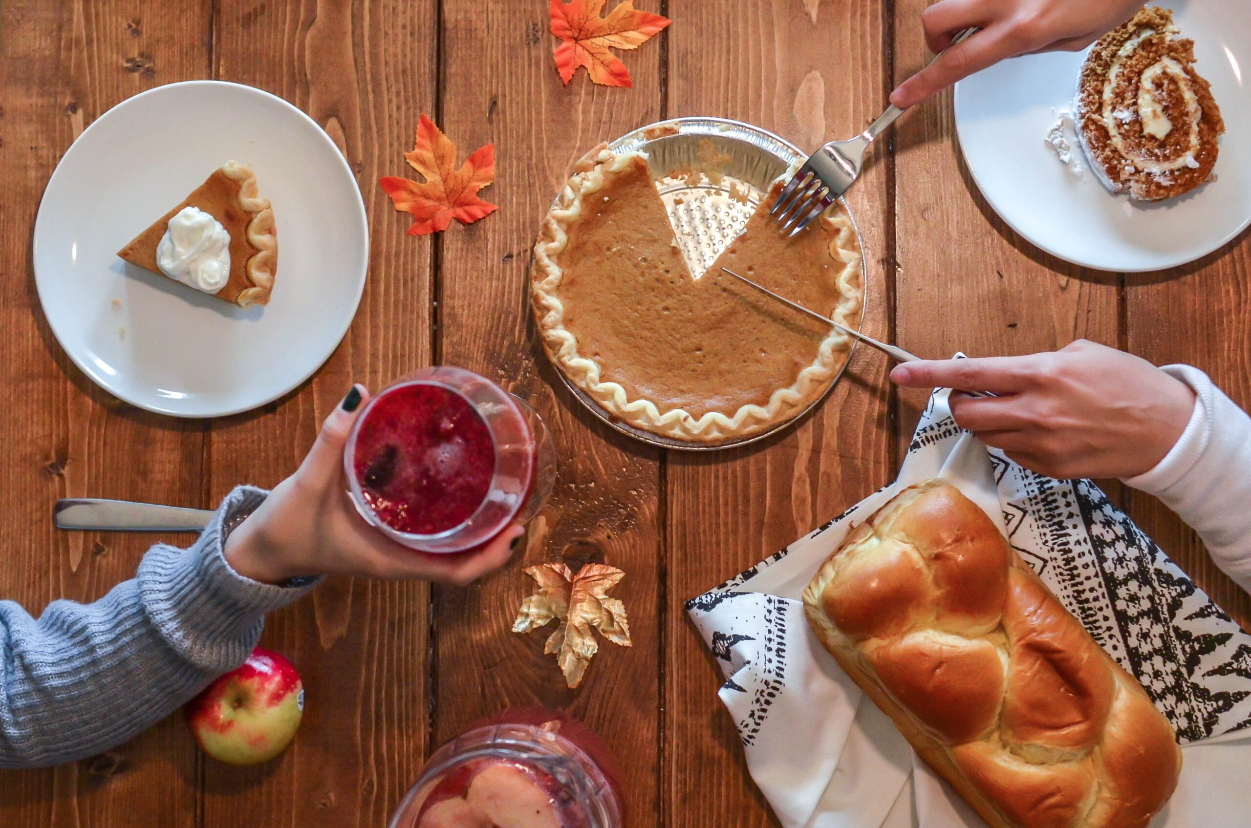 Thanksgiving carryout restaurants near downtown Chicago