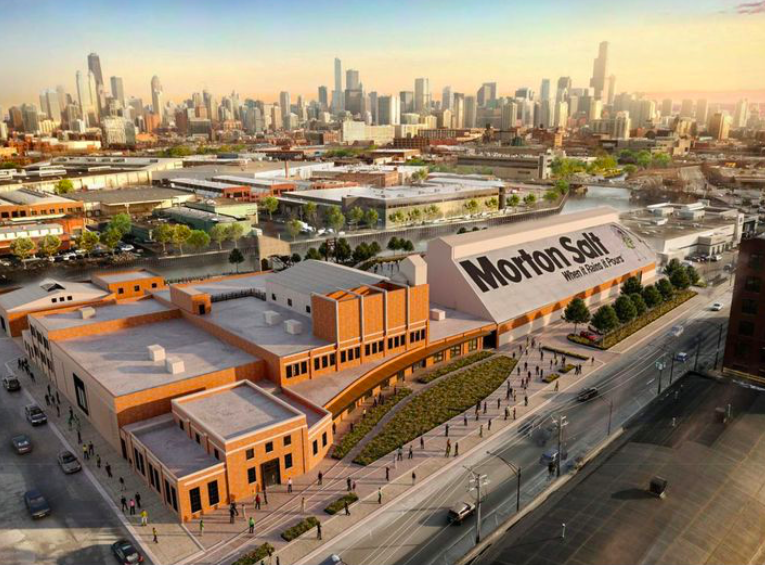 Lincoln Yards megadevelopment by Sterling Bay