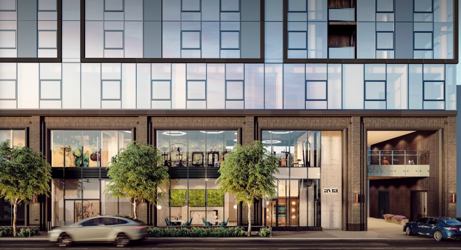 Now leasing Avra luxury West Loop Apartments near UIC