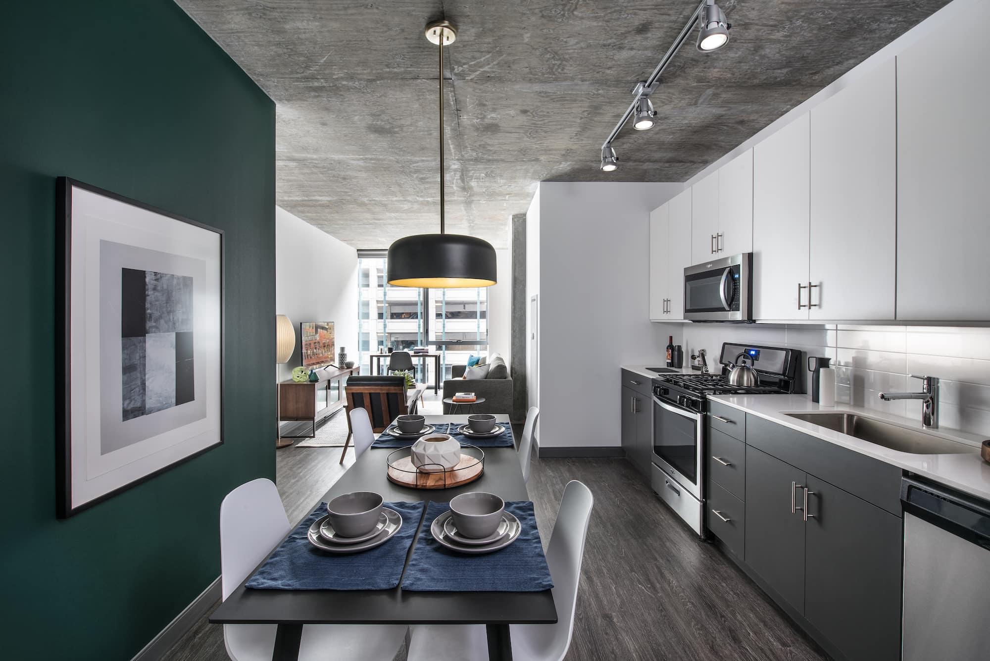 Parkline luxury loop apartments