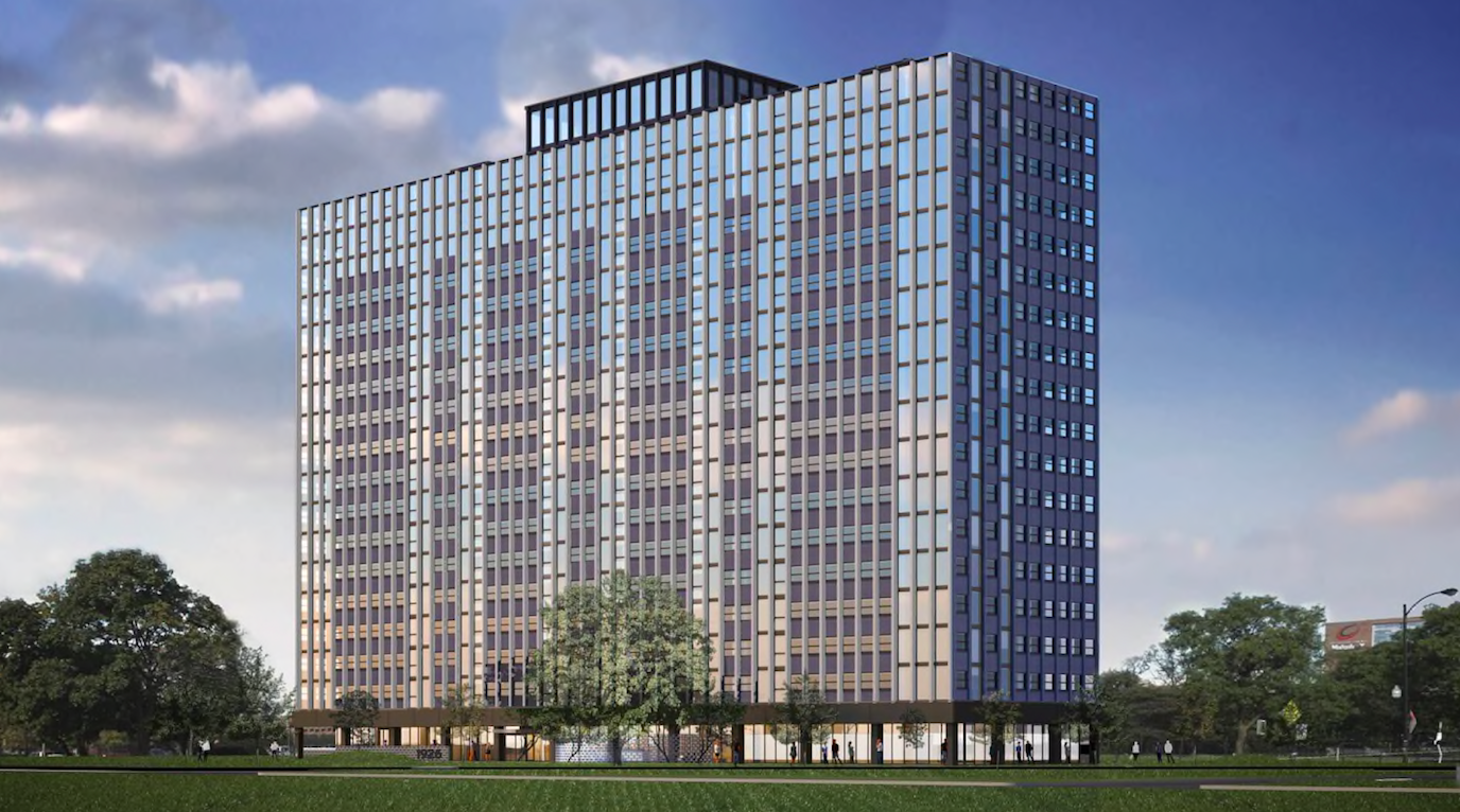 Looking for luxury apartments for rent near the Illinois Medical District?