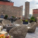 Loft apartments for rent in Fulton Market