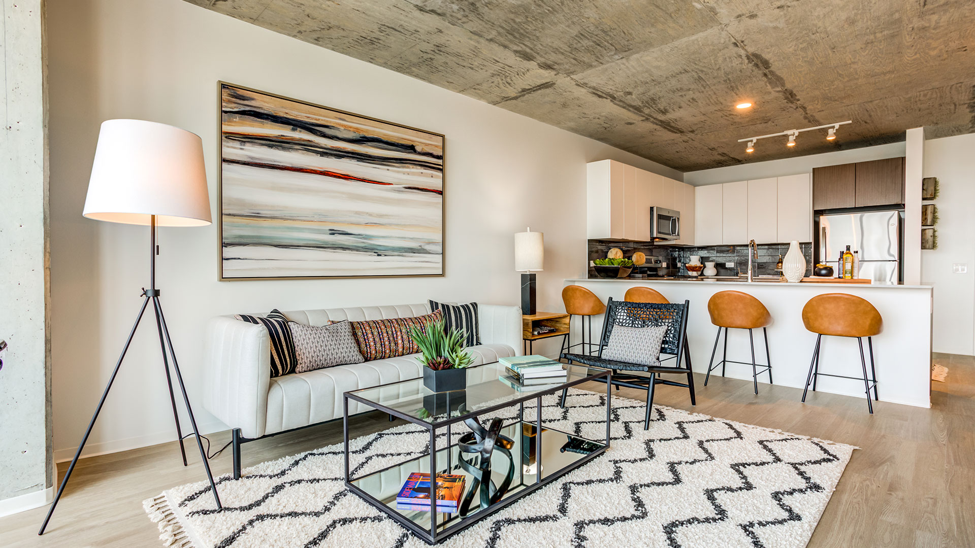 Aspire Residences South Loop luxury apartments for rent now leasing!