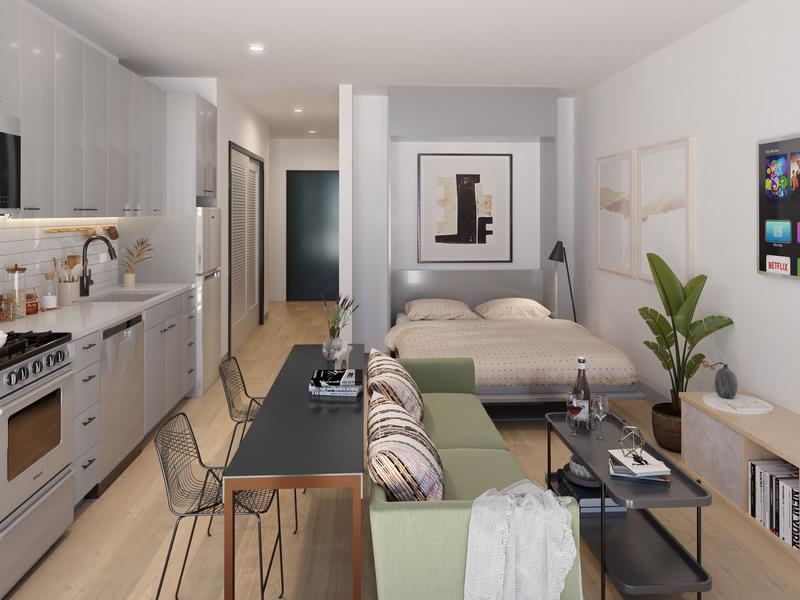 Triangle Square luxury apartments for rent! Now leasing!