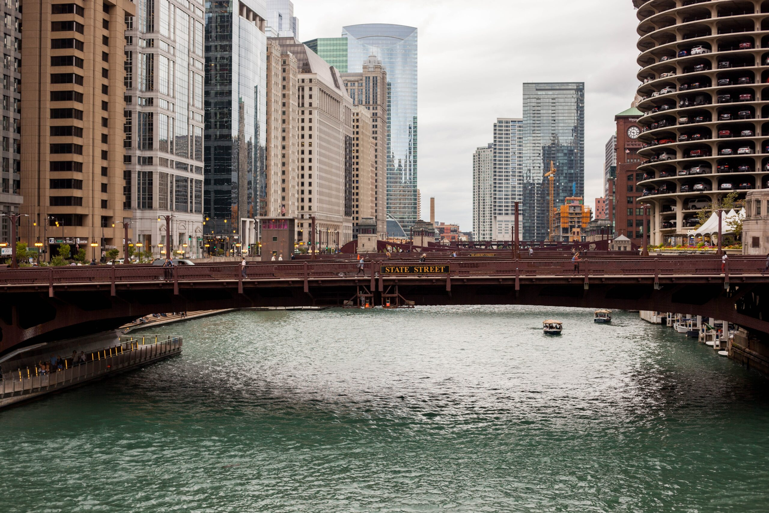 Moving from New York City to downtown Chicago