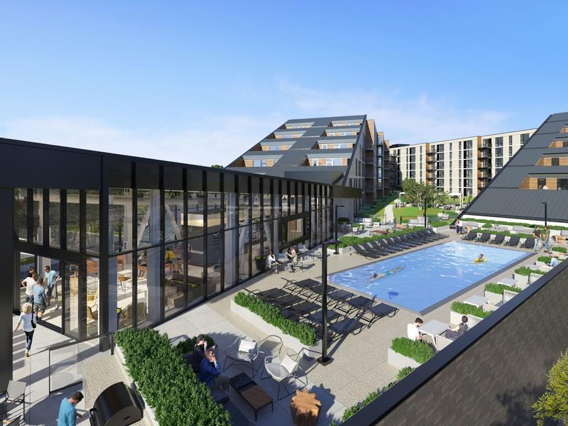 Looking for luxury apartments for rent near downtown Chicago Lincoln Park or Bucktown?