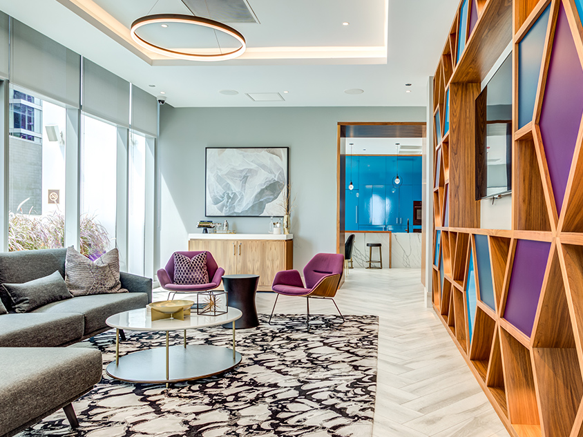 South Loop rentals at Sentral on Michigan Avenue Essex on the Park